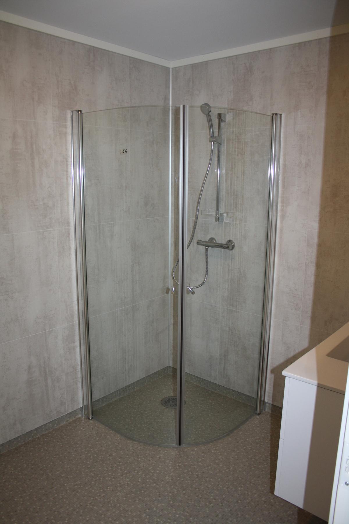 Badet holder høy standard