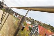 Terrasse/balkong 1.etg.