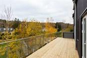 Terrasse/balkong 1. etg.