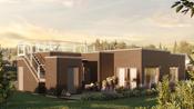 Velkommen til Hulvika - Presentert av Foss & Co Eiendomsmegling - Illustrasjon modell C/D