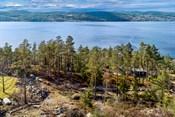 Denne eiendommen har en vakker utsikt over innselingen mellom Son og Drøbak.