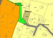 Detaljplan fra kommunen.