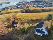 Her har man ''Drømmen på landet'', men samtidig bare 3,5 km til Lillestrøm!
