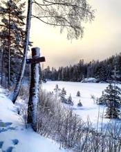 Liker du å bevege deg i naturen er det flere fine områder sommer som vinter.