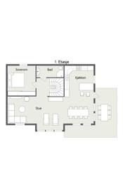 1 etasje kreklingfaret