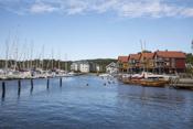 Fra Vestby er det ca. 10 min. kjøretur til Son, et hyggelig tettsted med trange gater, sjarmerende skipperhus og sørlandsidyll.