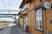 Det er kun 5 min. å gå til Vestby togstasjon med forbindelse til bl.a. Oslo.