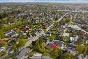 Rema 1000 på Korsegård ligger kun et par hundre meter fra boligen