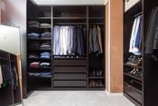 Garderobe/soverom