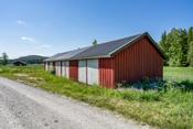 Garsje/uthus oppført 1992