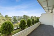 Store herlige verandaer med svært gode lys og solforhold