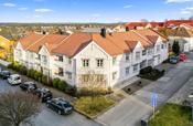 Meget attraktivt boligsameie på Fritznerbakken- flott gatetunbebyggelse