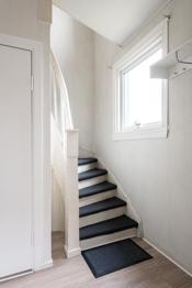 Trapp til 2.etasje
