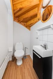 Toalett utleiedel