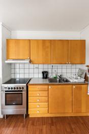 Hybel/leilighet - Kjøkken