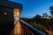 Balkongen - en forlengelse av terrassen