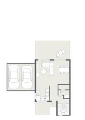 Plan 1.etasje.