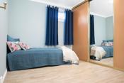 Disponibelt rom i kjeller (iht byggetegning) benyttet til soverom