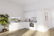 Illustrasjonsbilde av kjøkkenet