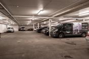 Garasjeanlegg - Mulighet for kjøp av garasjeplass eller carport.