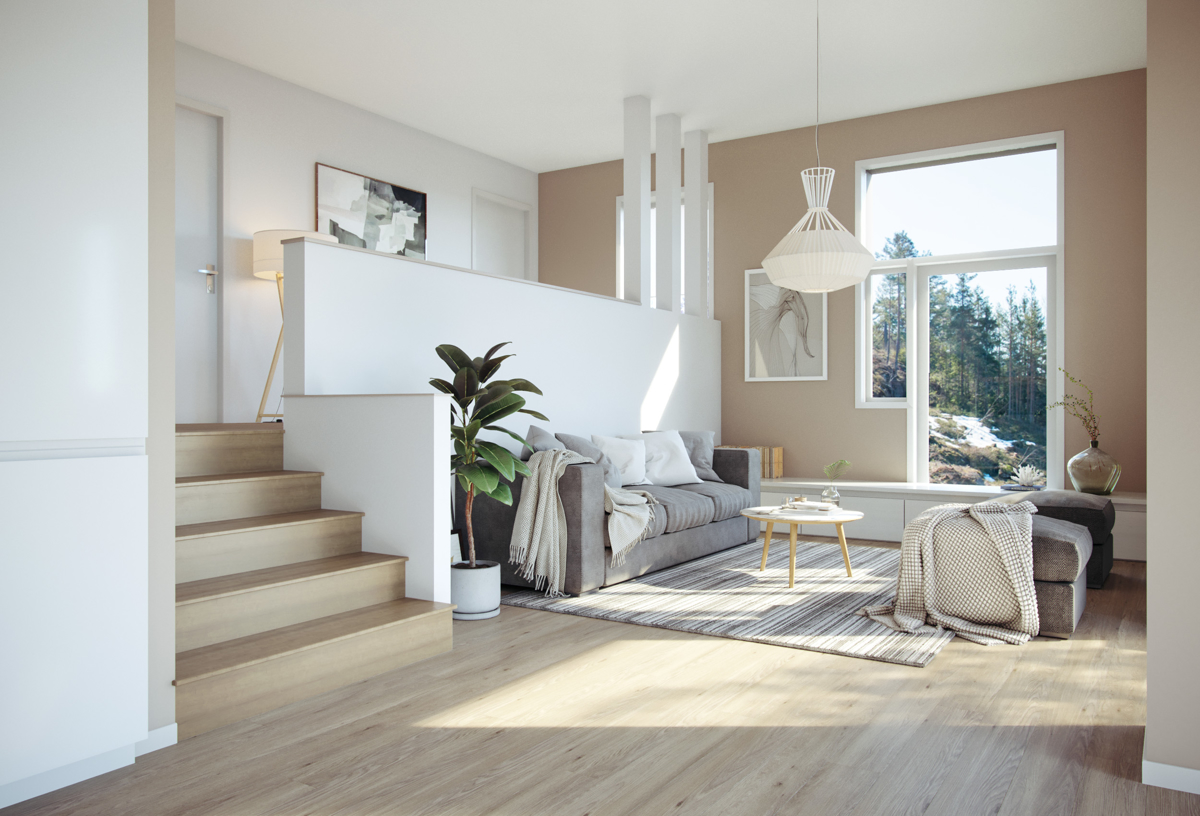 Lyse og tidsriktige leiligheter 8 (illustrasjon)