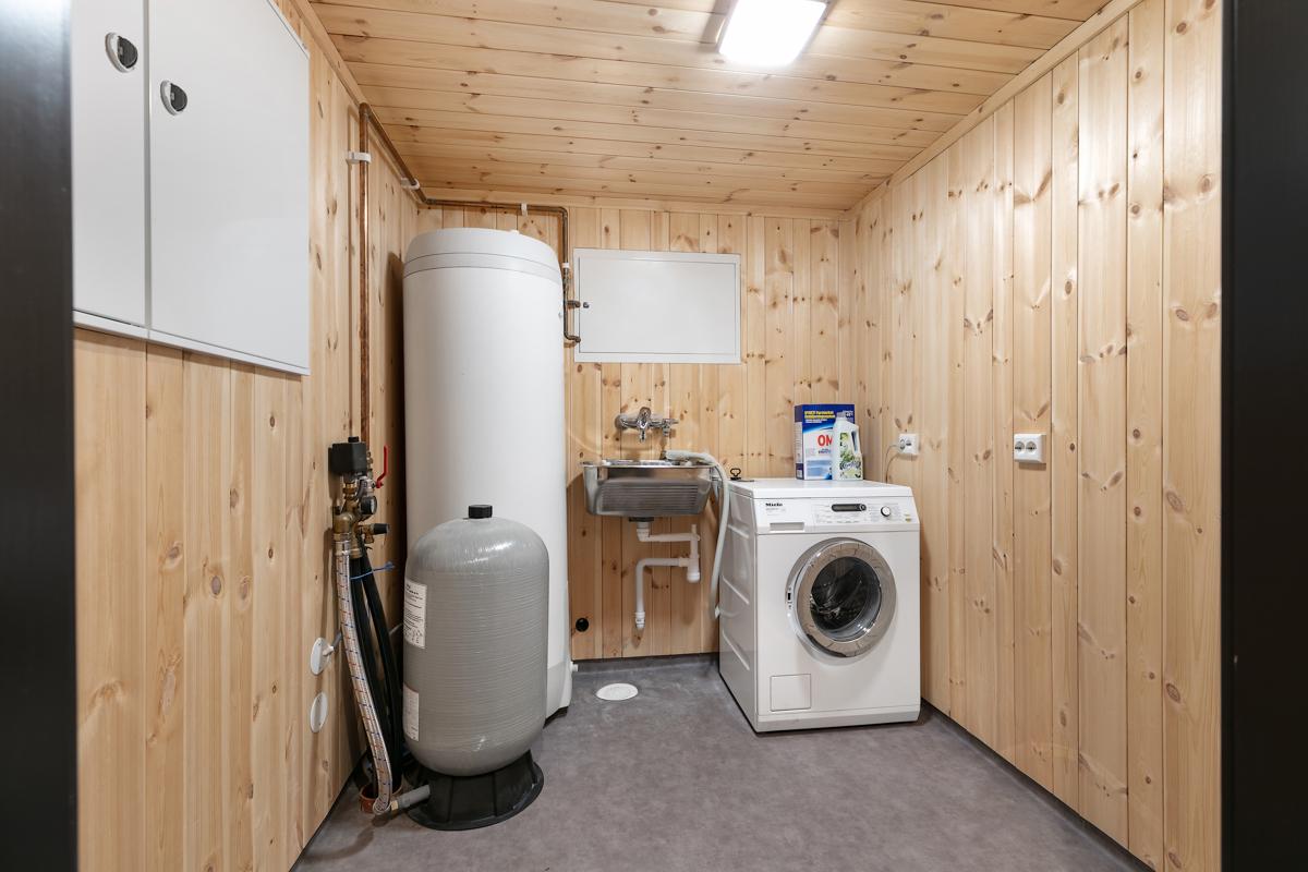 Vaskerom/teknisk rom
