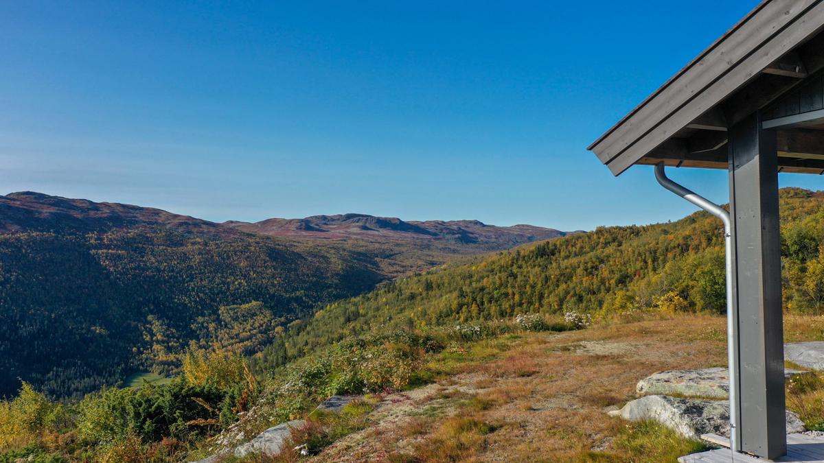 Utsikt innover Jøndalen