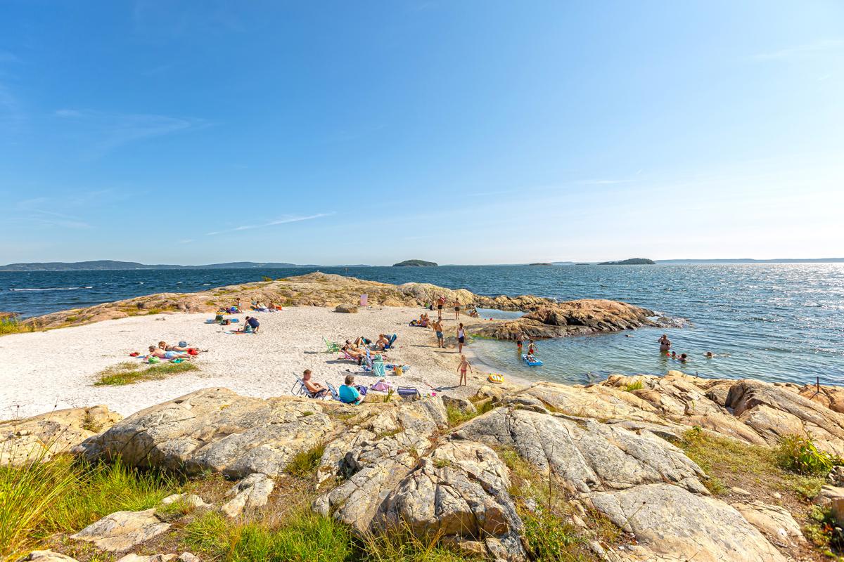 Tofte er et flott og idyllisk tettsted helt sør i Asker kommune - Velkommen på visning