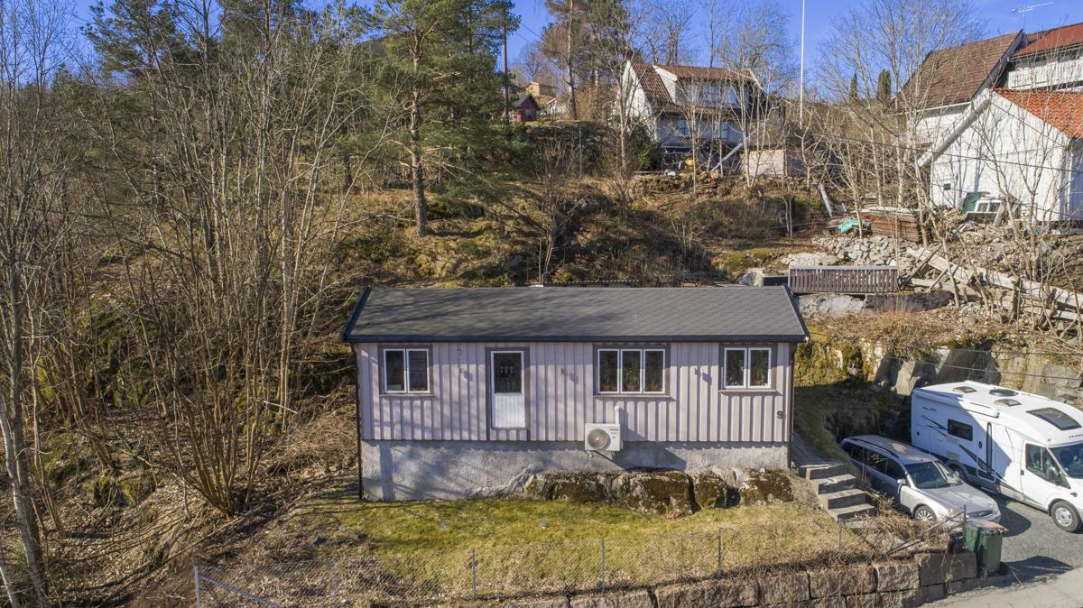 Hytte beliggende sentralt i Åros