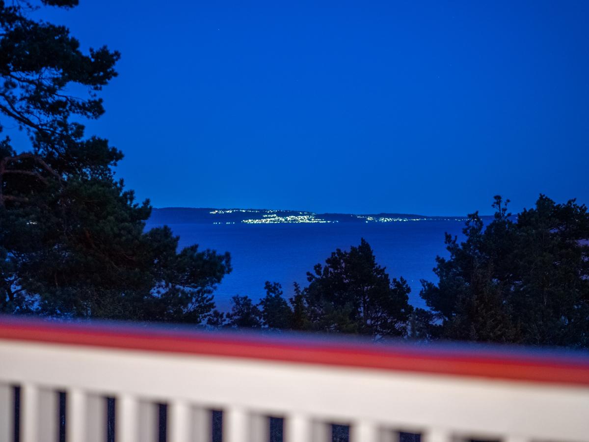 Utsikt kveldstid