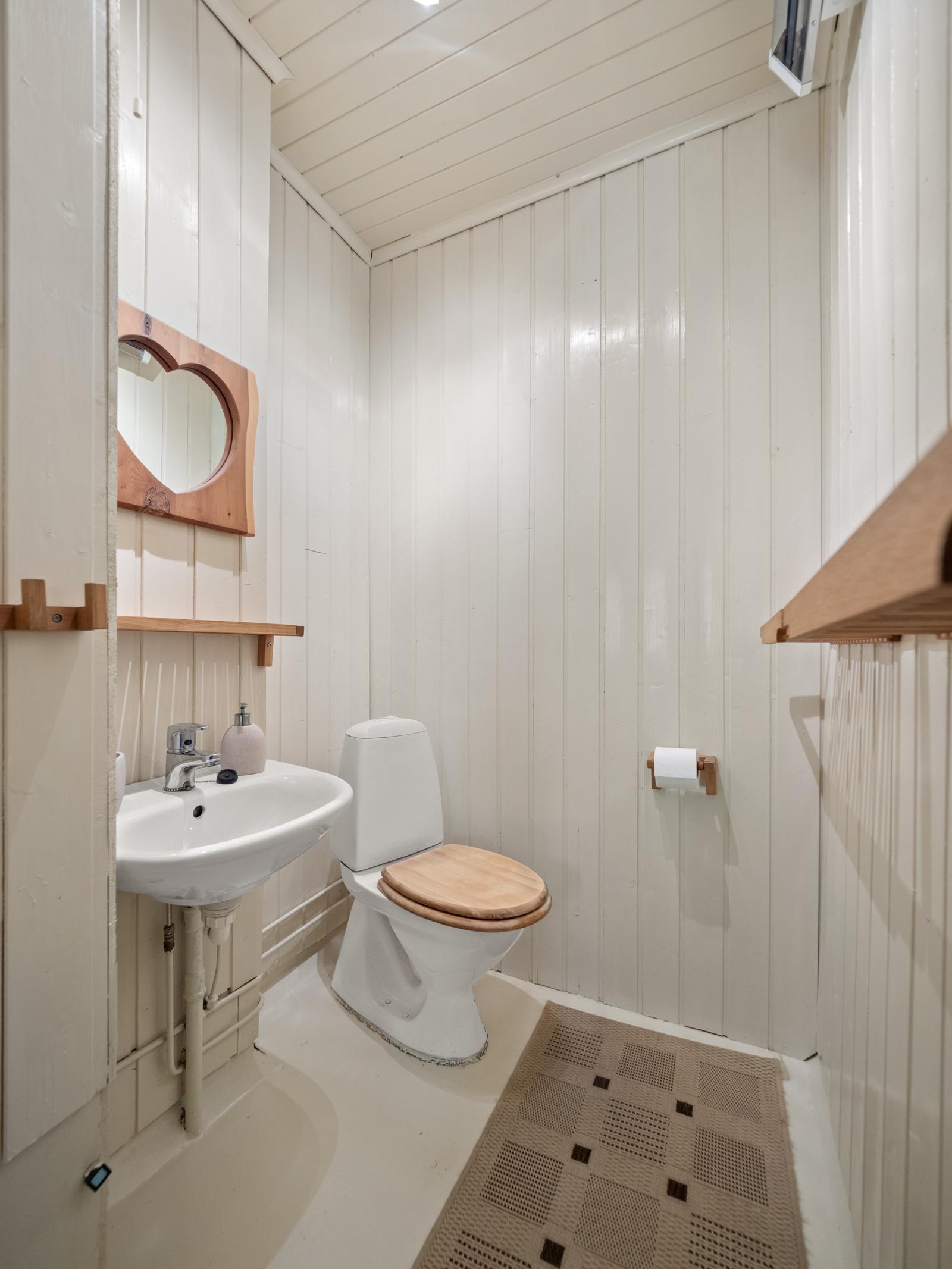 Toalettrom.