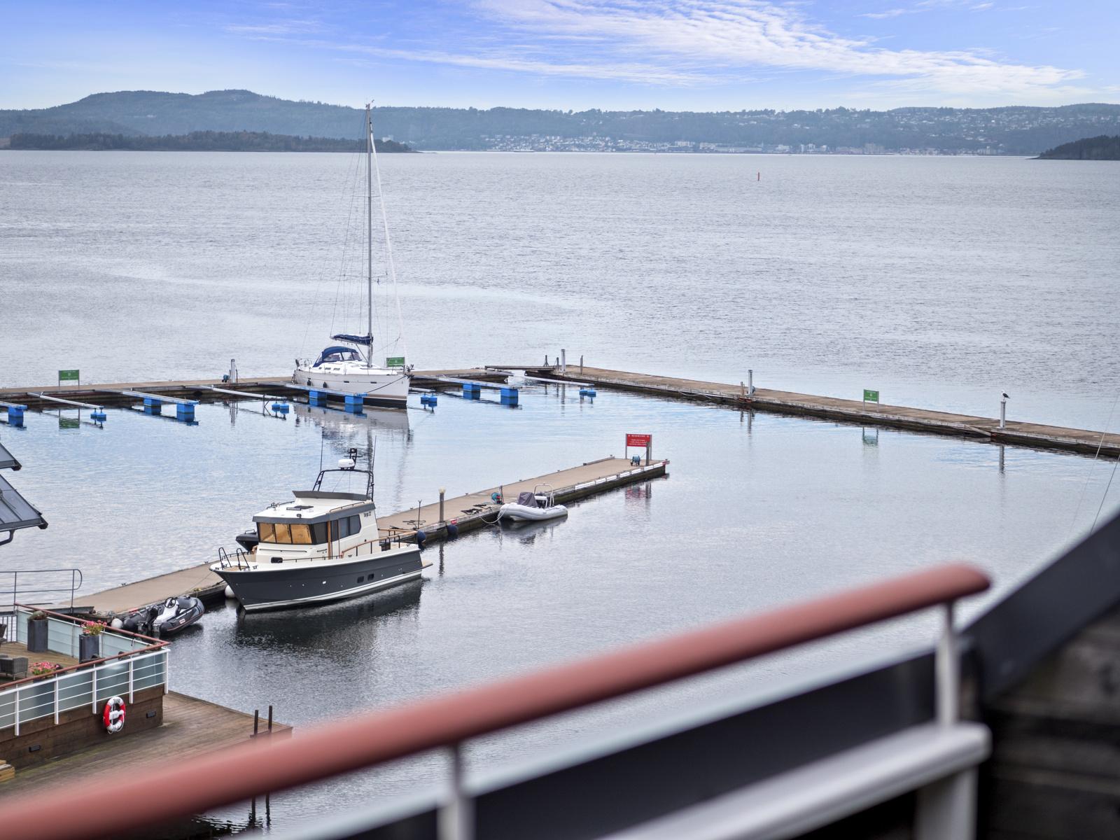 Mulighet for leie av båtplass