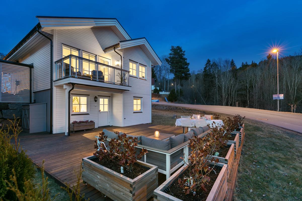 Velkommen til Gamleveien 2! Trykk 360 visning for digital visning av huset