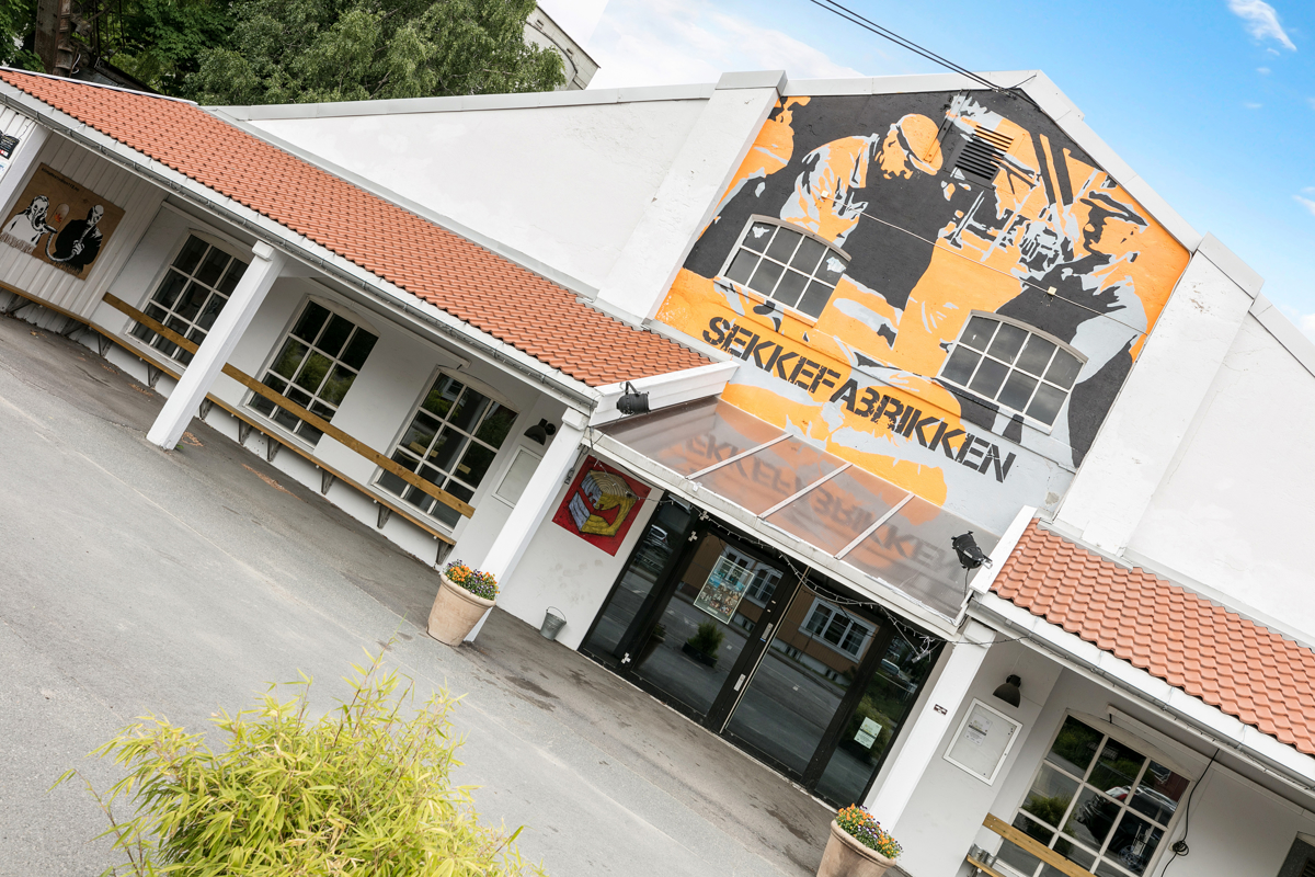 Sekkefabrikken kulturhus