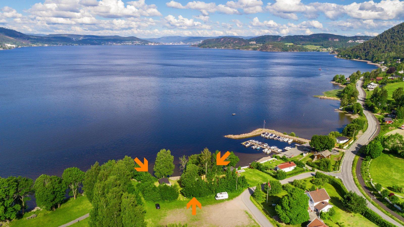 Fantastisk eiendom med flott utsikt og gode solforhold