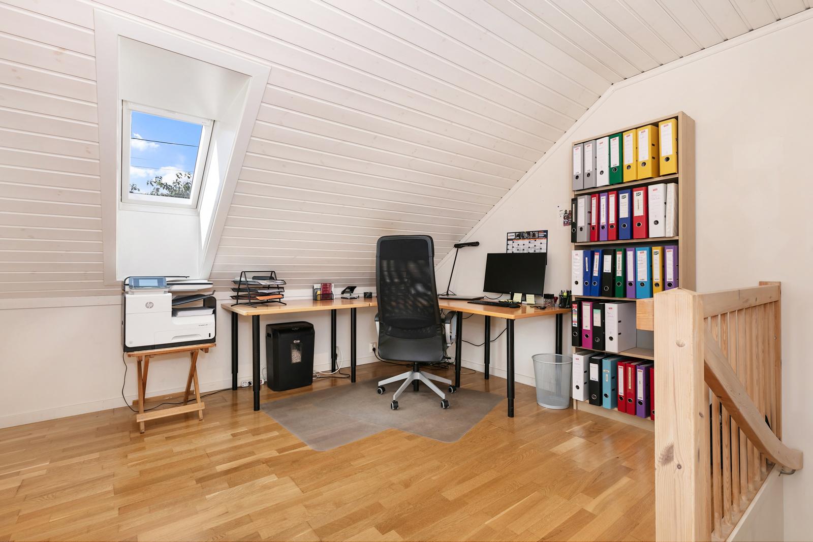 Loftstue/kontor