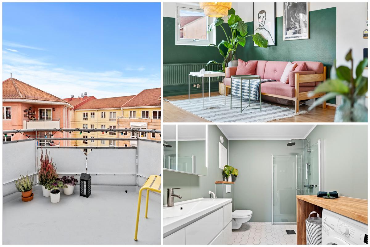 Velkommen til Smalgangen 30, presentert av Schala & Partners avd. Bjørvika / Gamle Oslo ved Henrik Jensen, tlf. 996 92 427.