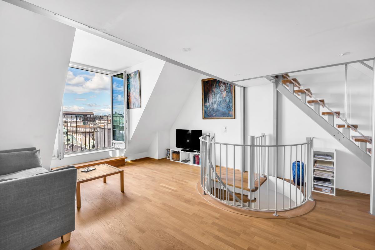 Velkommen til Prinsens gate 8, presentert av Schala & Partners avd. Bjørvika / Gamle Oslo ved Henrik Jensen, tlf. 996 92 427.