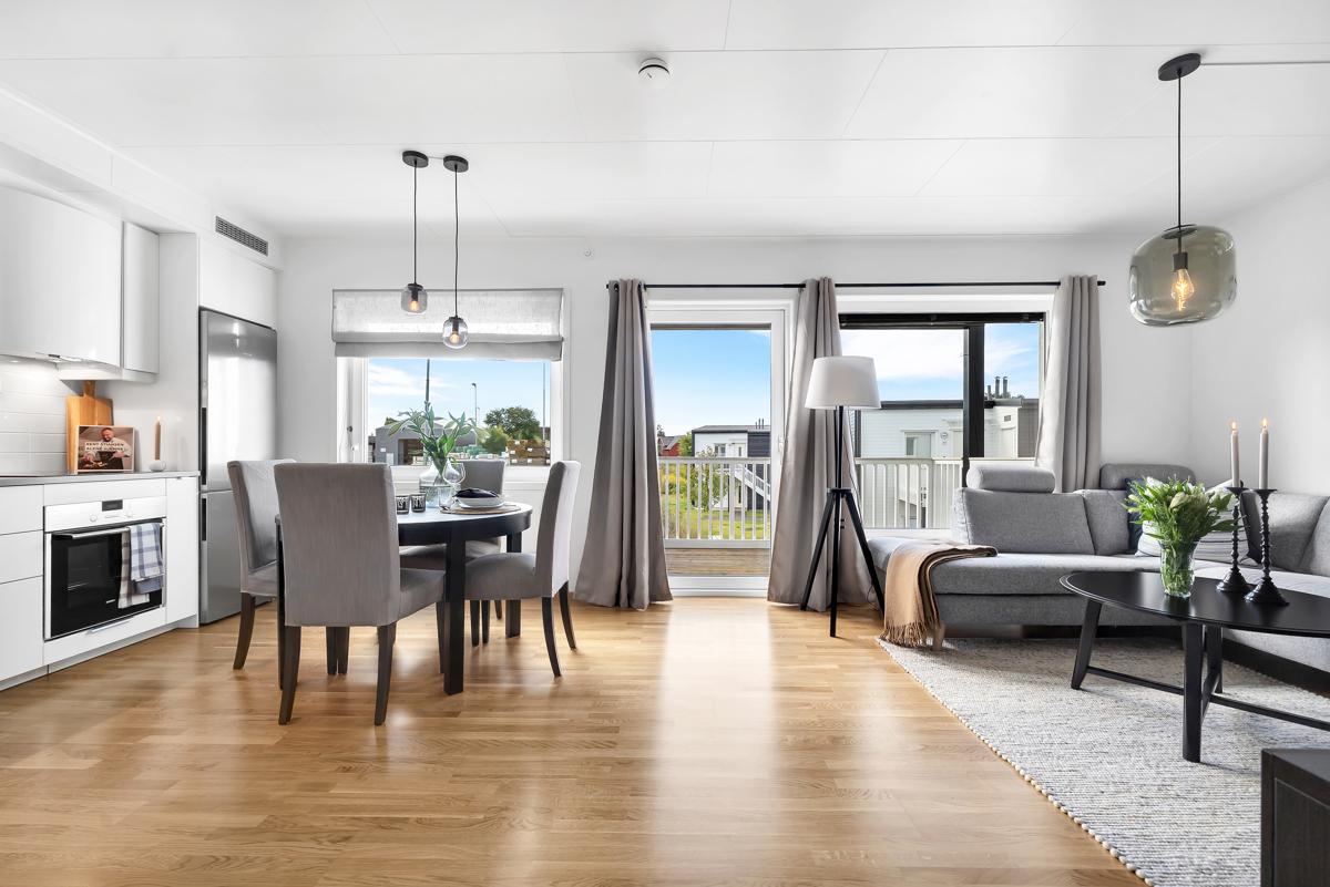Velkommen til Østerudvegen 40, presentert av Schala & Partners avd. Bjørvika / Gamle Oslo ved Henrik Jensen, tlf. 996 92 427.