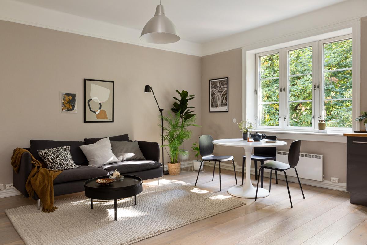 Velkommen på visning til denne sjarmerende leiligheten i Colletts gate 65!