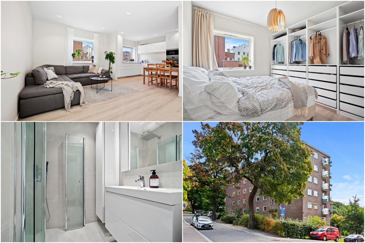 Truls Martin Nygaard (476 29 151) ved Schala & Partners har gleden av å presentere denne flotte leiligheten i Frydens gate 5A!