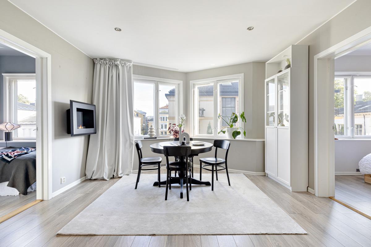 Kjerstin Falkum (922 04 707) ved Schala & Partners har gleden av å presentere denne flotte leiligheten i Professor Dahls gate 16!