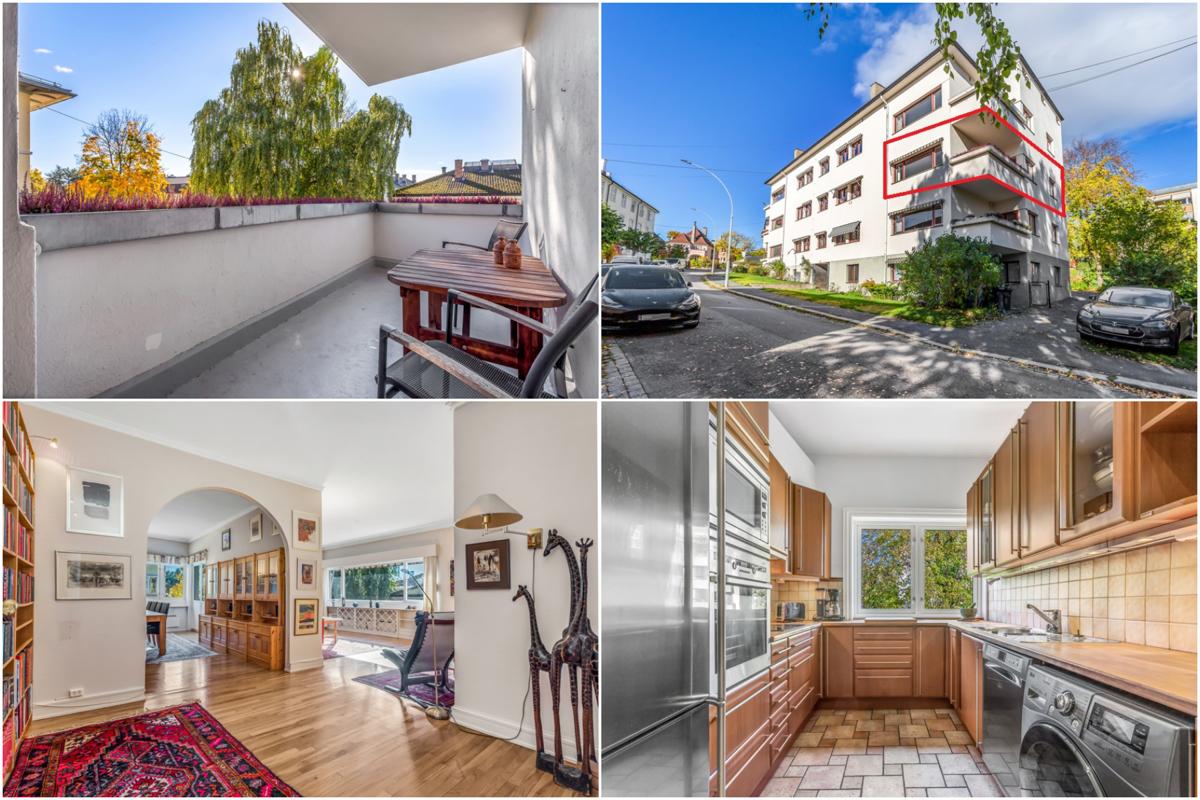 Torfinn Sørvang (tlf 977 59 812) ved Schala & Partners har gleden av å presentere denne leiligheten i Pavels' gate 8!