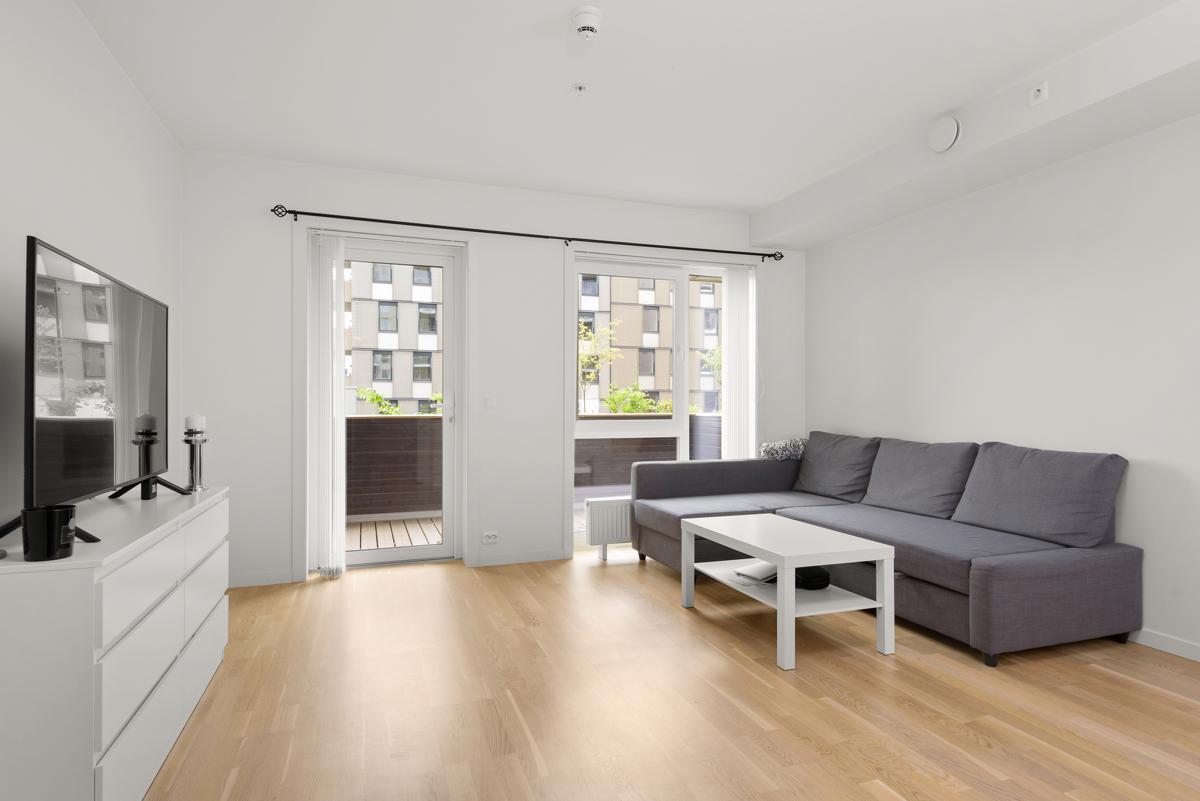 Truls Martin Nygaard (476 29 151) ved Schala & Partners har gleden av å vise og presentere denne fine leiligheten i Bjarne Haugens gate 2!