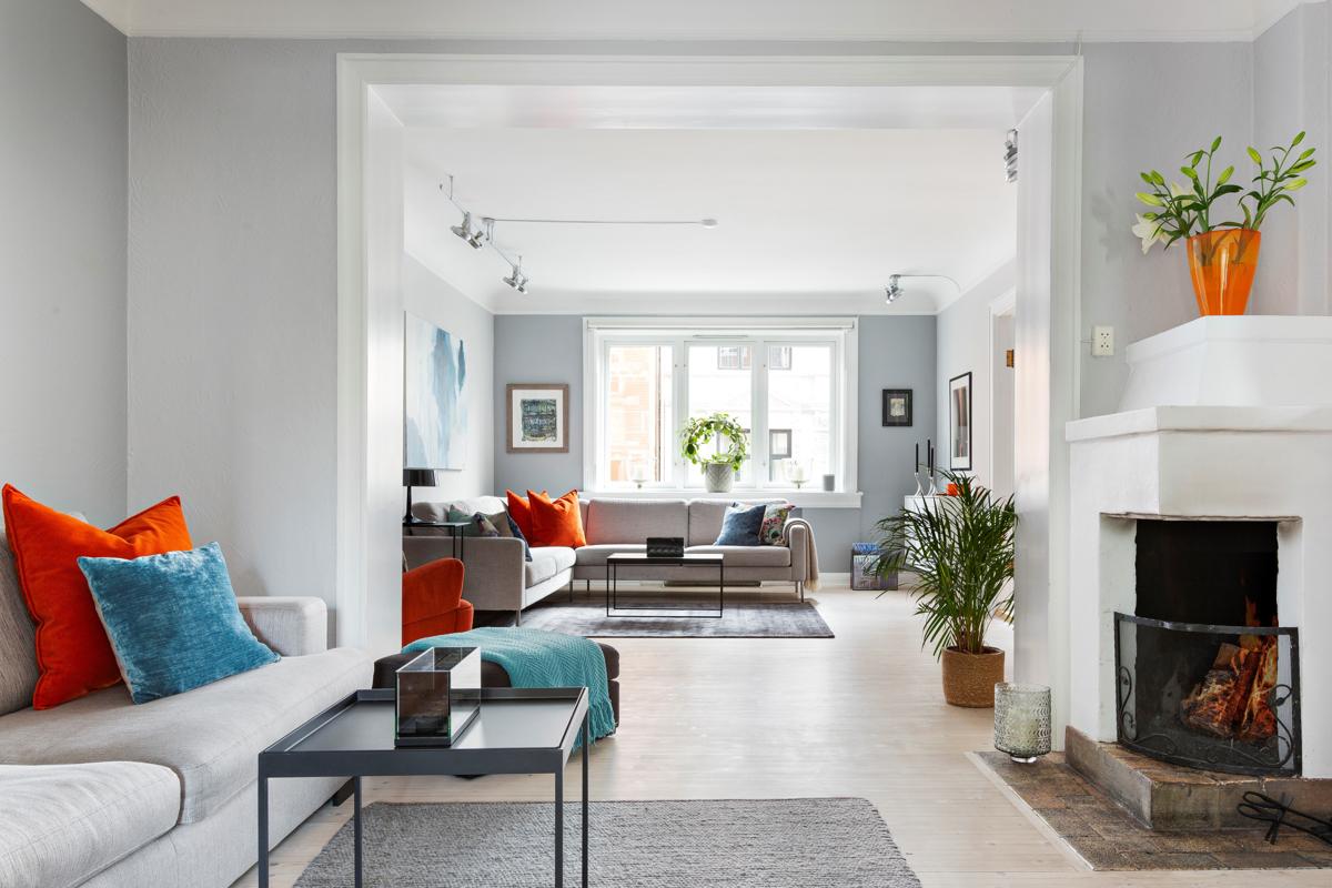 Truls Martin Nygaard (476 29 151) ved Schala & Partners har gleden av å presentere denne lekre leiligheten i Erling Skjalgssons gate 16A!