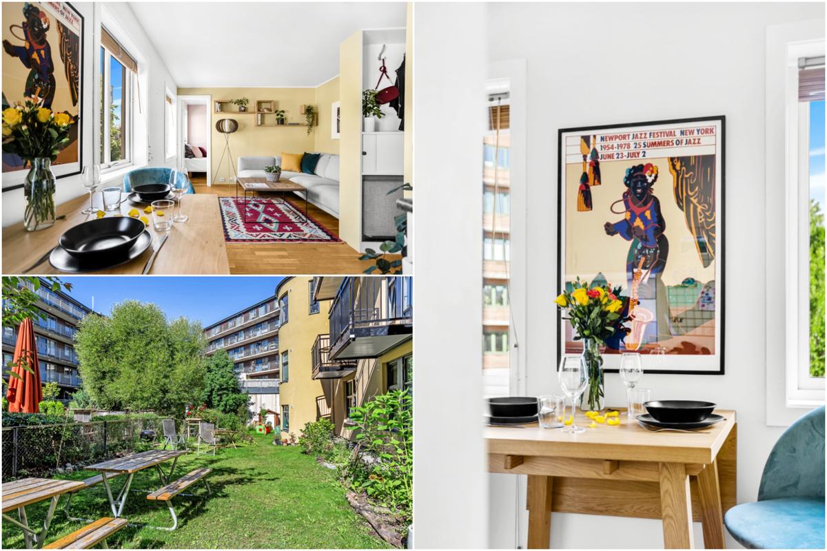 Torfinn Sørvang (977 59 812) ved Schala & Partners har gleden av å presentere denne fine leiligheten i Enebakkveien 15!