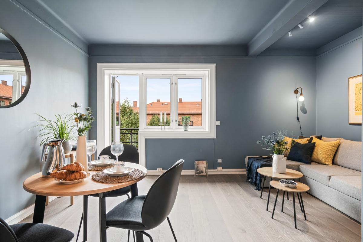 Jørgen T. Åkerland v/ Schala & Partners har gleden av å presentere Dælenenggata 21C, 0567 Oslo