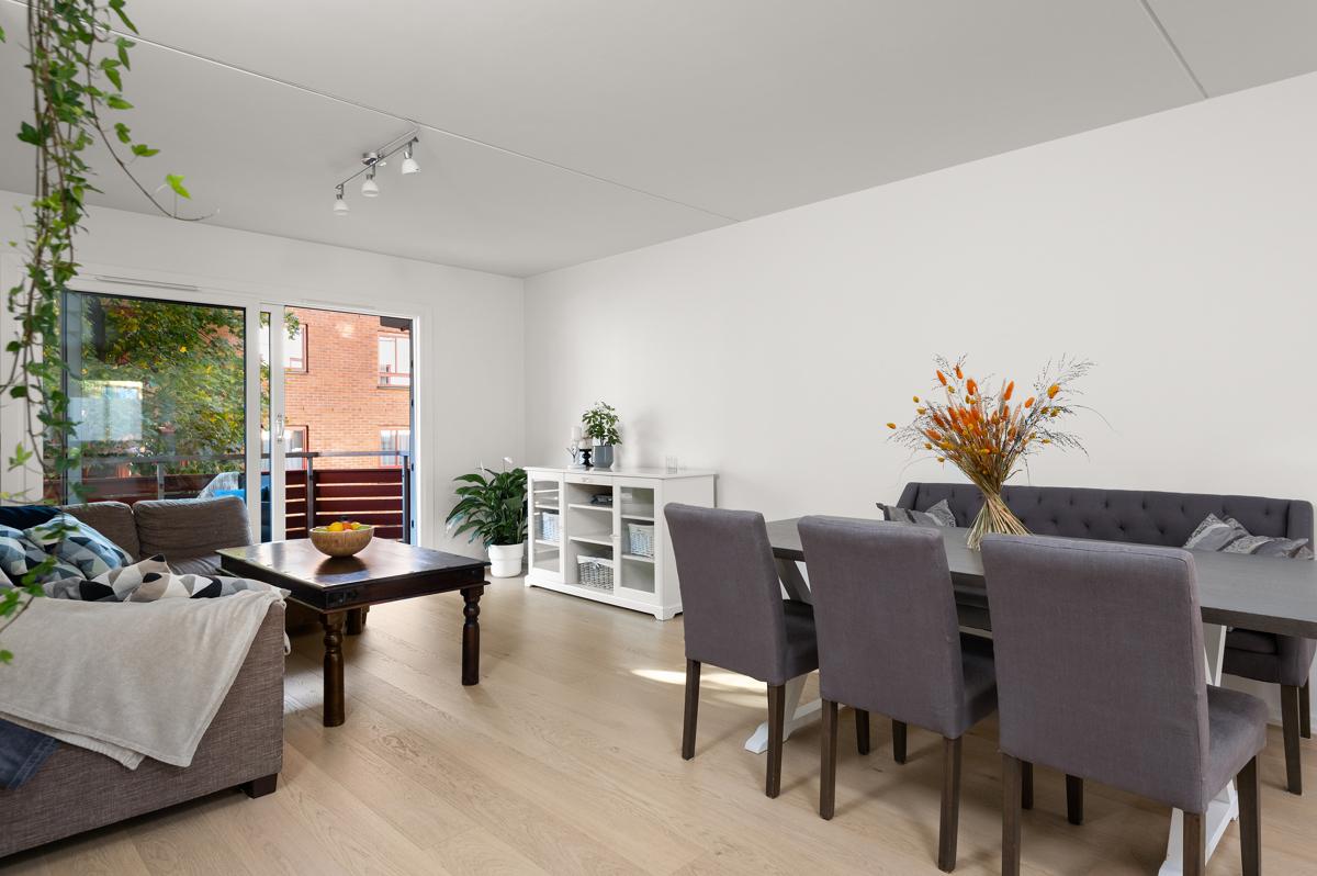 Steffen Usterud (tlf 924 99 143) ved Schala & Partners har gleden av å presentere denne leiligheten i Larviksgata 4!