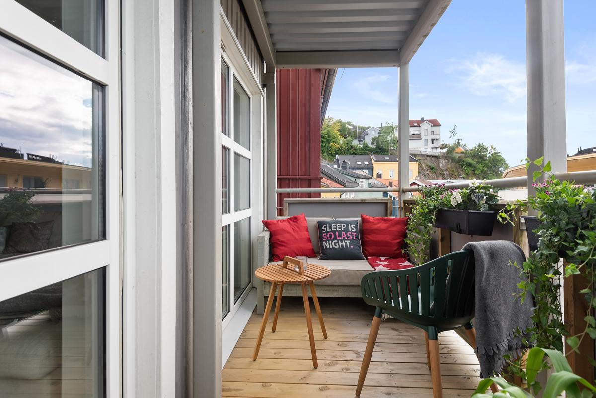 Steinar Hånes (957 71 033) ved Schala & Partners har gleden av å presentere denne leiligheten i Konows gate 39!