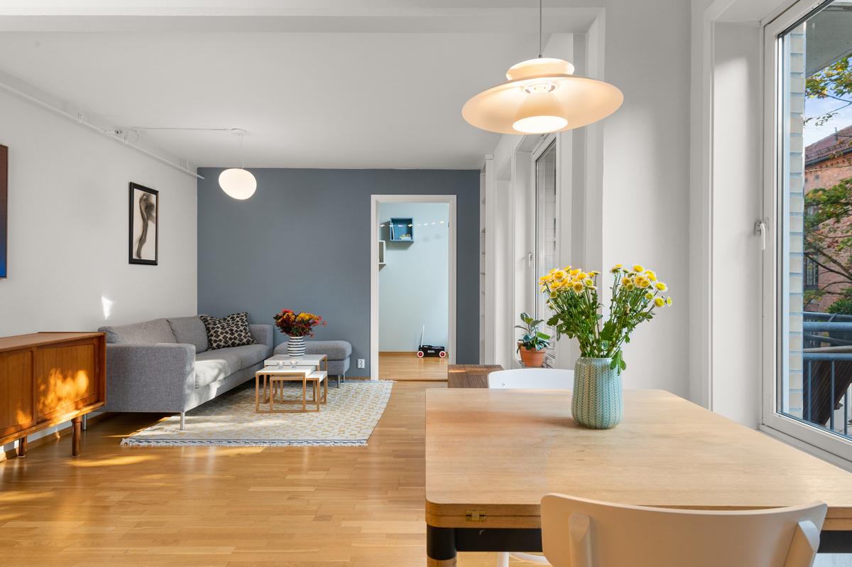 Steffen Usterud (tlf 924 99 143) ved Schala & Partners har gleden av å presentere denne leiligheten i Lakkegata 68A!